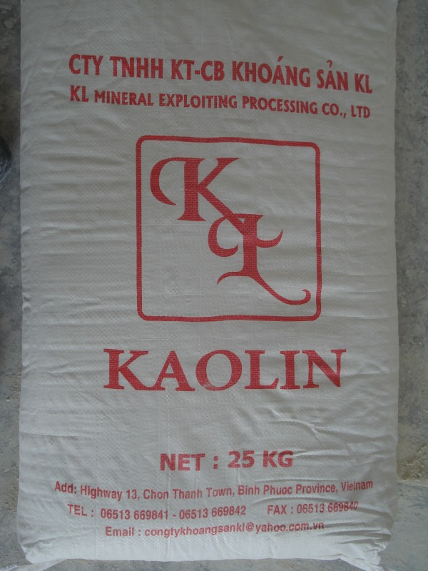 Kaolin Powder KLZ_90