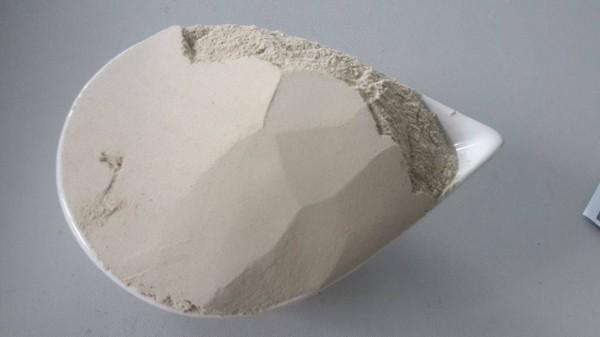 Bảng phân tích Bentonite 34 A